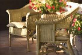 decorating with wicker furniture. A Sunny Porch Or A Sun Room Is Suitable Setting For Wicker Chairs. Decorating With Furniture E