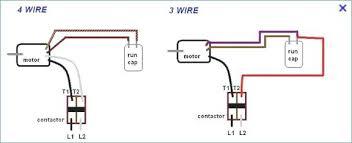 3 wire condenser fan motor diagram wiring diagram expert