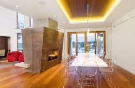 Custom Home Interiors Simple Design