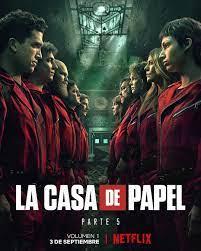 La Casa De Papel aka Money Heist 5 i Full Of Action, Heart Ranging And  Unpredictable
