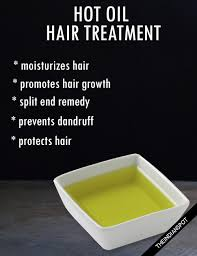 hot oil hair treatment how to oil