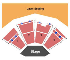 Ford Amphitheater Seating Chart Gerald R Ford Amphitheater Tickets And Gerald R Ford