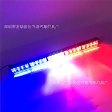Đèn 20 LED công an Xanh Trắng ĐỎ công suất cao nhấp nháy thanh ánh sáng  thanh ánh sáng thanh ánh sáng nhấp nháy SS270