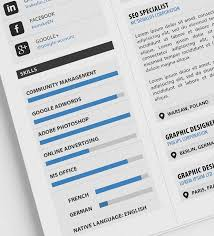 Resume Samples Pdf Interesting Professional Resume Template PSD PDF