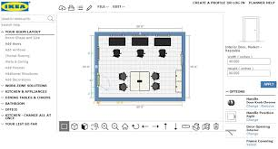 office layout online. ikea office planner free online layout tool e