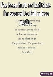 Scared To Fall In Love Quotes Mesmerizing Scared To Fall In Love Dogs Cuteness Daily Quotes About Love