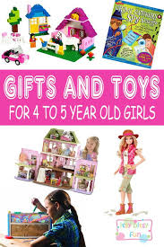 best gifts for 4 year old s in 2017
