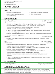 Best Font And Size For Resume Trisamoorddinerco Delectable What Is A Good Font For A Resume