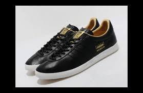 adidas gazelle og black leather