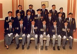 Royal Canadian Legion: Installation of Officers