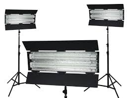 flolight fluorescent lighting kit with 3 fixtures tungsten lamps 8 feet light stands you can get more details by ing on the image