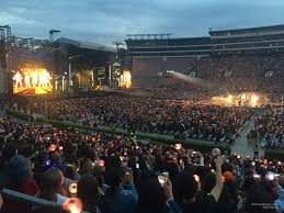 Rose Bowl Seating Chart Rolling Stones 2019 Rose Bowl Stadium Section 6 Concert Seating Rateyourseats Com