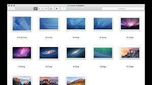 Mac OS X's history with 5K versions ...