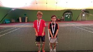 "Jersey Tennis on Twitter: ""Joel Mckinlay won 9&U county tourney ..."