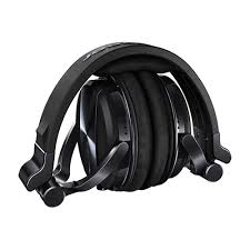 pioneer headphones. hdj-1500-b pioneer headphones