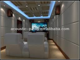 home theater acoustic panels. home cinema theater decorative leather fabric covered acoustic panel panels s