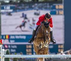 Verlooy razendsnel naar overwinning in Beijing Masters openingsproef -  Horses.nl