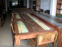 recycled wood furniture. bt224 recycled boat wood furniture manufacturer