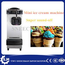 Ice Cream Vending Machine For Sale Fascinating Table Top Mini Soft Ice Cream Vending Machine Ice Cream Maker48 48L
