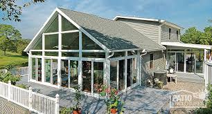 Enclosed deck ideas Small Enclosed Four Season Rooms Milliondreamerinfo How To Enclose Patio Porch Or Deck