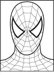 Spiderman Template Spiderman Cake Template Yupar Magdalene Project Org