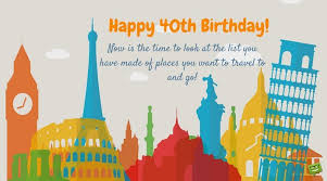 40th birthday jokes quotes quotesgram 11. Time And Birthday Quotes Happy 40th Birthday Wishes Dogtrainingobedienceschool Com