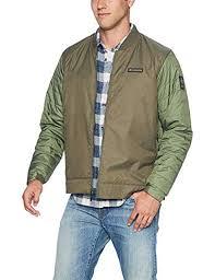 columbia men s green wilshire park hybrid jacket