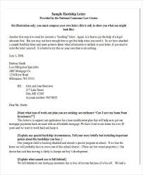 Moving Home Letter Template Hardship Letter Sample Ahappylife091018
