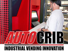 Autocrib Vending Machine Adorable Toolneeds Inc AutoCrib Vending Systems