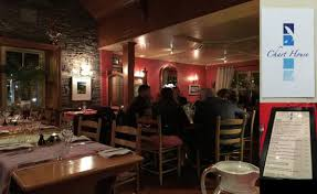 Chart House Restaurant Dingle Ireland Attractive Cozy Dining Room Picture Of The Chart House