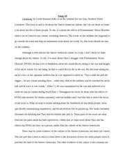 motorcycle diaries essay ernesto che guevara de la serna takes 3 pages ceremony