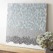 capiz shell wall decor awesome mosaic striations abstract wall art with famous capiz shell wall art
