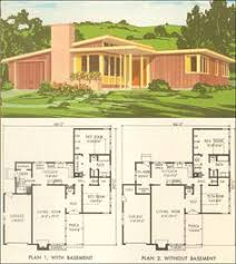 Small Picture Impressive Ideas 12 Mid Century Modern Ranch Home Plans House