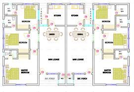 Two Bedroom Semi Detached House Plan Pinterest U2022 The Worldu0027s Catalog Of  Ideas