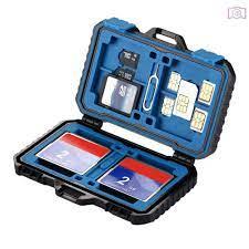 Hộp Đựng Thẻ Nhớ Usb Sd Cf Tf - Thẻ nhớ máy ảnh