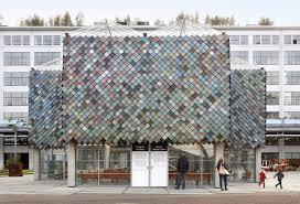 Sla Design Peoples Pavilion By Bureau Sla Overtreders W Bureau Sla
