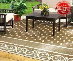reversible patio mat photo 7 of camper rugs outdoor rug area rv camping carpet brown large