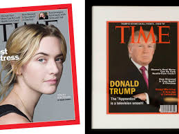 This coloring book is a lot of fun and it shows president trump in so many historical scenes. Time Magazine Asks Trump To Remove Fake Covers From Display At Golf Clubs Donald Trump The Guardian