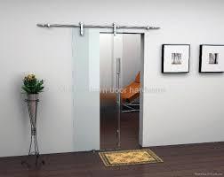 glass door and modern barn door hardware for glass door ty005 tengyu china