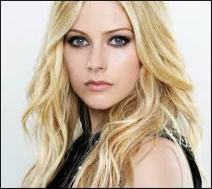 how to do avril lavigne inverse smokey eye makeup step by step