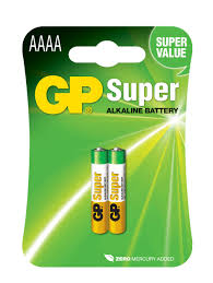 Купить <b>Батарейка</b> GP Super Alkaline LR8D425 типоразмер <b>AAAA</b> ...