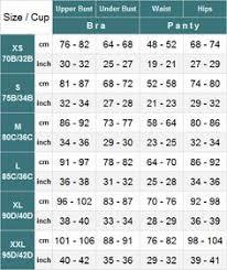 Bra Chart