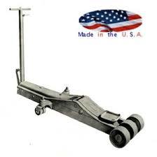 Weaver 20 Ton Hydraulic Floor Jack Made In The USA phjjacks.com: