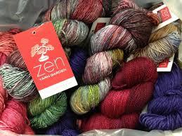 zen yarn garden shipment arrived