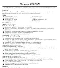 Professional Nanny Resume Sample Nanny Resume Template Nanny Resume Sample Templates Greatest Nanny
