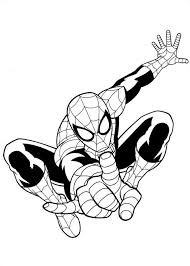 Small Picture Kids n funcom 16 coloring pages of Ultimate Spider man