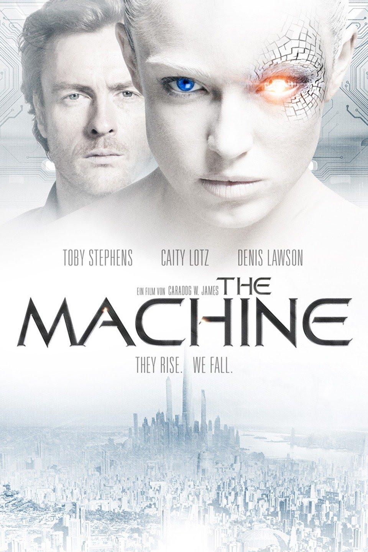 The Machine (2013) {English} Bluray 480p | 720p