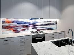 printed glass kitchen splashback vr art glass
