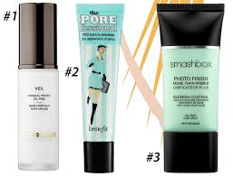best oil control makeup primers