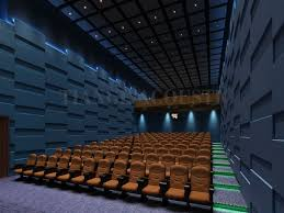 interior design fabric acoustic wall